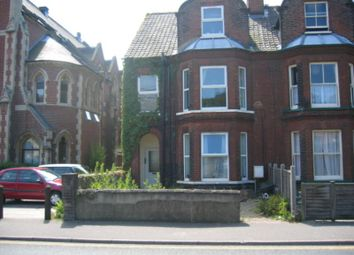 Thumbnail 1 bed flat to rent in Flat 2 35A Thorpe Road, Norwich, Norfolk