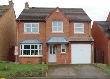Thumbnail 5 bed detached house for sale in Ebsdorf Close, Bidford-On-Avon, Alcester
