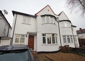 Thumbnail 4 bed flat to rent in Hervey Close, Finchley Central