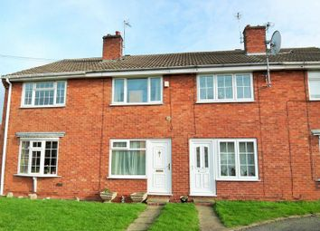 Thumbnail 2 bed terraced house to rent in Turners Croft, North Leverton, Retford