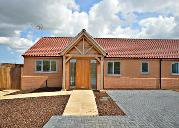 Thumbnail 2 bed semi-detached bungalow for sale in Crofts Close, Burnham Market, King's Lynn