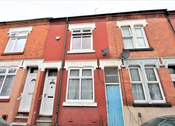 Thumbnail 3 bedroom terraced house for sale in Asfordby Street, Leicester