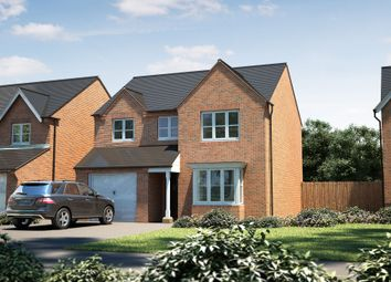 """Thumbnail 4 bedroom detached house for sale in """"The Hemsby"""" at Bretch Hill, Banbury"""