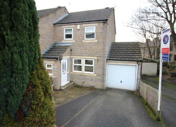 Thumbnail 2 bed end terrace house to rent in Green Lane, Off Apperley Road, Idle, Bradford