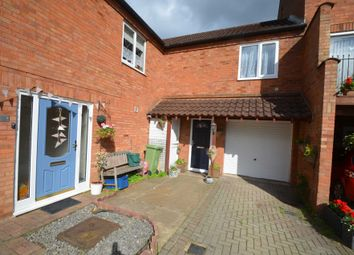Thumbnail 4 bed terraced house for sale in Ironmonger Court, Neath Hill, Milton Keynes
