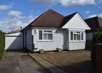Thumbnail 3 bed detached bungalow for sale in Sunbury Lane, Walton-On-Thames