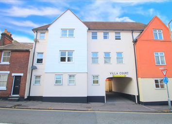 Thumbnail 1 bed flat for sale in Villa Court, Hythe Hill, Colchester
