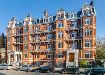 Thumbnail 3 bed flat for sale in Carlton Mansions, Holland Park Gardens, London