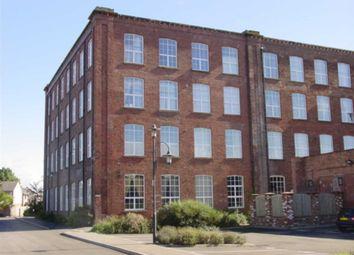 Thumbnail 2 bed flat for sale in Higginson Mill, Denton Mill Close, Carlisle