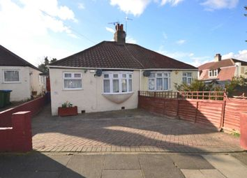 Thumbnail 2 bed bungalow for sale in Myra Street, London