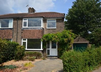 Thumbnail 3 bed property to rent in Stubley Close, Dronfield