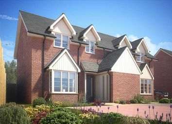 Thumbnail 3 bed semi-detached house for sale in Station Road, Lutterworth, Lutterworth