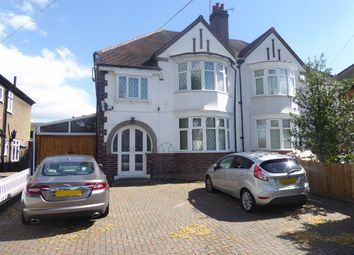 Thumbnail 3 bed semi-detached house for sale in Fletchamstead Highway, Coventry