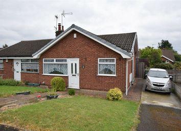 Thumbnail 2 bed semi-detached bungalow for sale in Lambcroft Road, Pinxton, Nottingham, Derbyshire