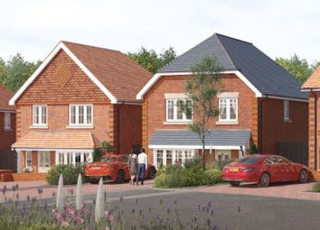 Thumbnail 3 bed detached house for sale in Pangbourne Hill, Pangbourne
