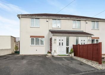 Thumbnail 4 bed semi-detached house for sale in Elmleaze, Longlevens, Gloucester, Gloucestershire