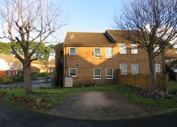 Thumbnail 1 bed flat for sale in Helford Gardens, West End, Southampton