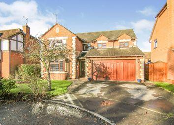 Thumbnail Detached house for sale in Blackdown Close, Little Sutton, Ellesmere Port