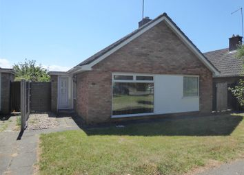 Thumbnail 3 bed detached bungalow to rent in Meynell Walk, Peterborough