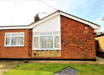 Thumbnail 2 bed detached bungalow for sale in Abensburg Road, Canvey Island, Essex