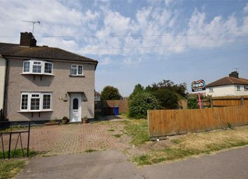 Thumbnail 3 bed end terrace house for sale in Brennan Road, Tilbury, Essex