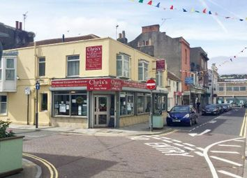 Thumbnail Restaurant/cafe for sale in St. James Street, Weston-Super-Mare
