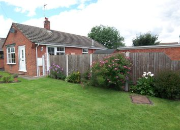 Thumbnail 2 bed detached bungalow for sale in Ashworth Crescent, North Leverton, Retford