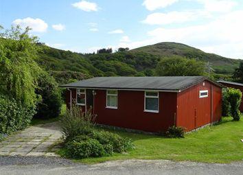 Thumbnail 3 bedroom property for sale in Chalet, 61, Erw Porthor, Tywyn, Gwynedd