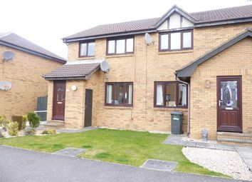 Thumbnail 2 bed terraced house to rent in Skeltiemuir Avenue, Bonnyrigg