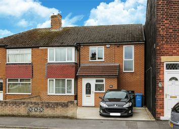 Thumbnail 4 bed semi-detached house for sale in Shelley Street, Worksop, Nottinghamshire