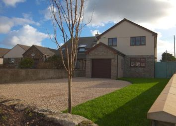 Thumbnail 4 bed detached house for sale in Pendeen, Penzance, Cornwall