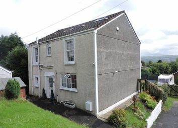 Thumbnail 3 bedroom detached house for sale in Cwmbath Road, Morriston, Swansea