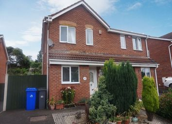 Thumbnail 3 bedroom semi-detached house for sale in Althrop Grove, Longton, Stoke-On-Trent