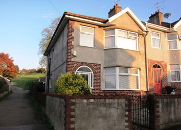 Thumbnail 3 bed end terrace house for sale in Ravenhill Road, Bristol
