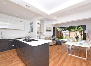 Thumbnail 4 bed terraced house for sale in Pirbright Road, London