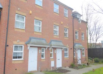 Thumbnail 4 bedroom town house to rent in Dunsil Close, Mansfield Woodhouse, Mansfield