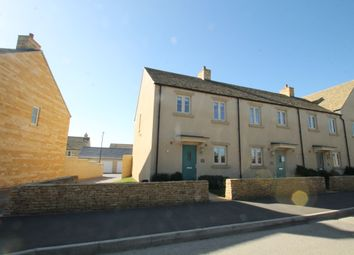 Thumbnail 3 bed end terrace house for sale in Havenhill Road, Tetbury