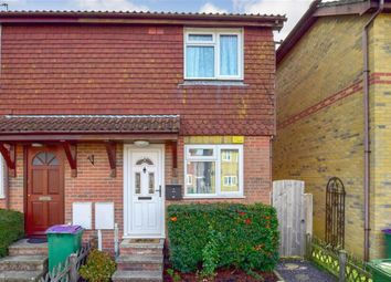 Thumbnail 2 bed end terrace house for sale in Wells Close, New Romney, Kent