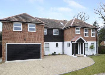 Thumbnail 5 bedroom detached house to rent in Manor Chase, Weybridge