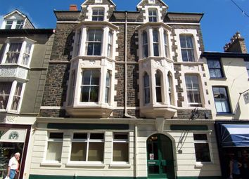 Thumbnail 1 bed flat to rent in Flat 3 6 Chalybeate Street, Aberystwyth