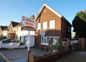 Thumbnail 3 bed end terrace house to rent in Hampton Crescent, Gravesend, Kent