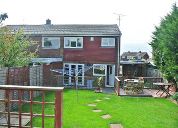 Thumbnail 3 bed property for sale in Queensway, Allhallows, Rochester