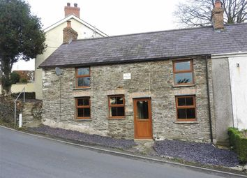 Thumbnail 2 bed semi-detached house for sale in Morris Row, Adpar, Newcastle Emlyn