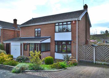Thumbnail 4 bed detached house for sale in Rimsdale Close, Wistaston