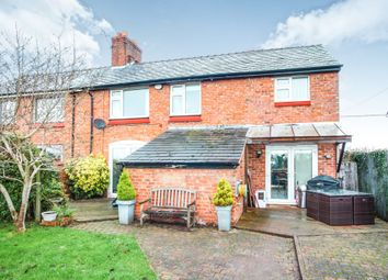 Thumbnail 4 bed semi-detached house for sale in Yew Tree Bank, Clotton, Tarporley