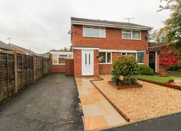 Thumbnail 2 bed semi-detached house for sale in Hicks Close, Warwick