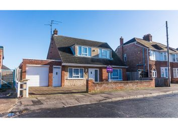 Thumbnail 3 bed detached bungalow for sale in Northfield Road, Peterborough