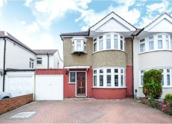 Thumbnail 3 bed semi-detached house for sale in Chestnut Drive, Pinner