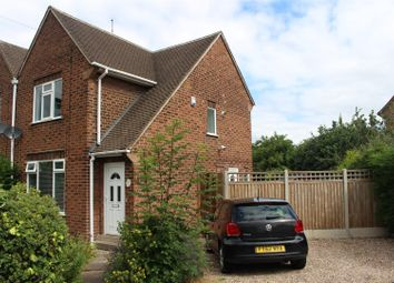 Thumbnail 2 bedroom semi-detached house for sale in Brierfield Avenue, Wilford, Nottingham