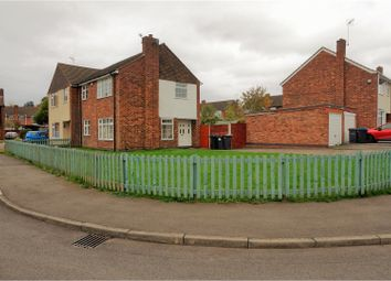 Thumbnail 3 bedroom semi-detached house for sale in Myrtle Close, Leicester